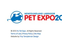NL Pet Expo Minisite Footer
