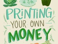 Printing Your Own Money