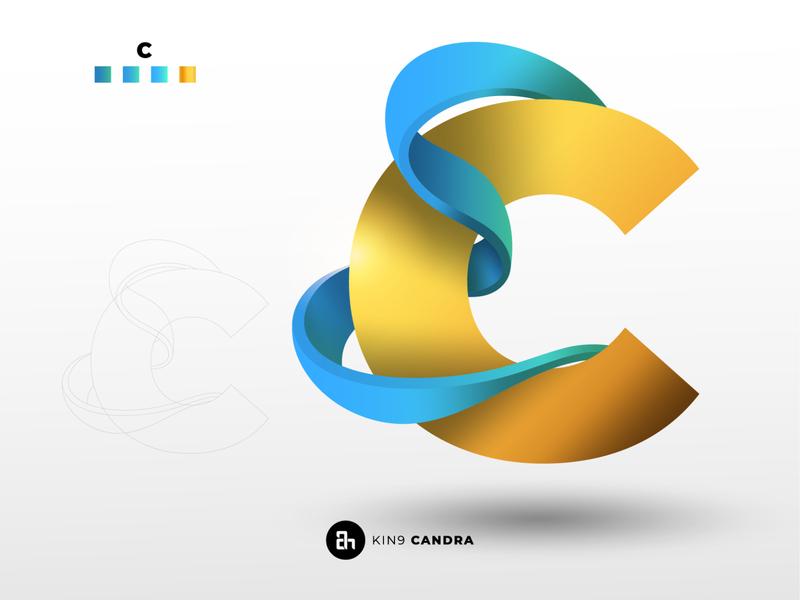 C design branding brand design brand logodesign logo illustrator graphicdesign artist art