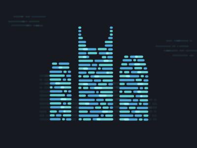 Nashville Skyline genome batman building healthcare skyline nashville