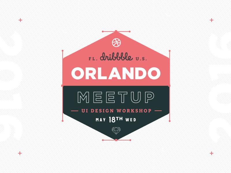 Orlando Dribbble Meetup
