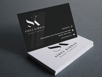 Business Card Sibel Kırbaş