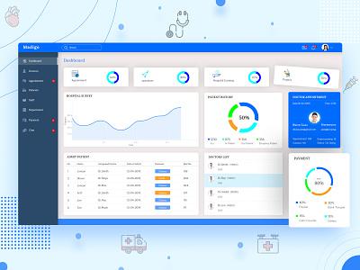 cloudEsoft-Madigo-Dashboard-Design-Concept designer website web vector ux ui photoshop flat concept cloud app typography software design minimal illustration design branding