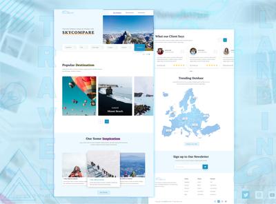 cloudEsoft travelLanding