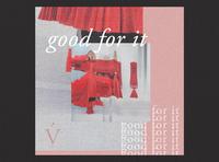 Vérité 'Good For it' album art