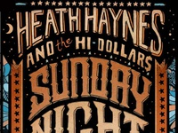 Hi-Dollars show poster
