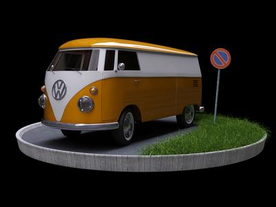 Samba Van