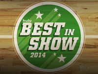 Hulu Best in Show title treatment
