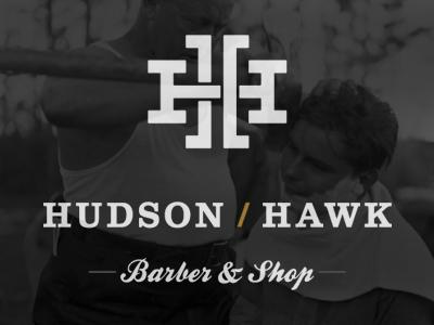 Hudson/Hawk Final logo