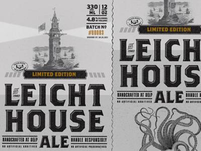 Leicht House Ale