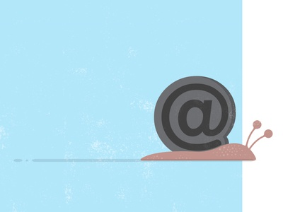 Slow E-mail