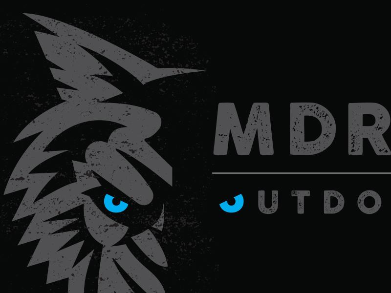 MDRN Outdoor vector outdoor eye wolf
