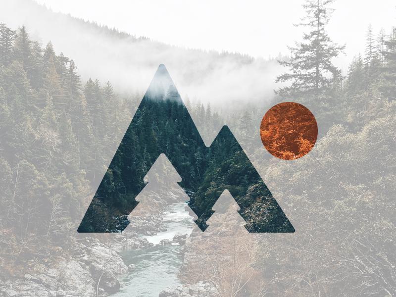MDRN Outdoor m. o outdoor evergreen vector sun mountain