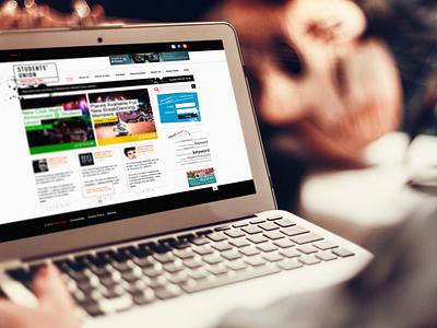 UWSU ux ui web design design web