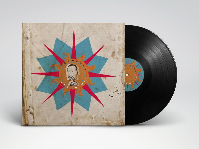 Vin Whyte / Keywords artwork cover ep album music design illustration