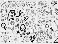 Doodles 1 of 2