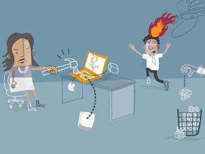 Chaos illustration