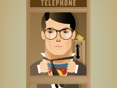 Clark Kent superman dc comics christoper reeve