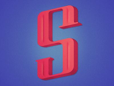 Salem Serif typography font type serif 3d type design design