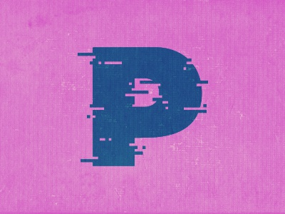 P is for Pixels pixel pixel pusher type funsies yeah