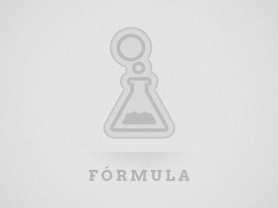 Formula formula icon illustration