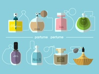 Colorful Perfume