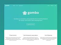 Gombo Framework Doc Site