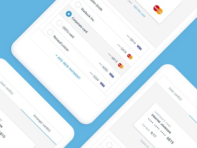 Payment Component ux credit card payment visa mastercard component checkout card