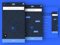 Beko POS Payment System | Wallet App, Map