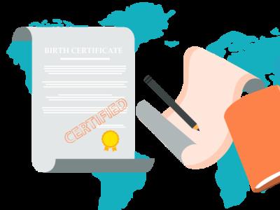Birth Certificates Translation