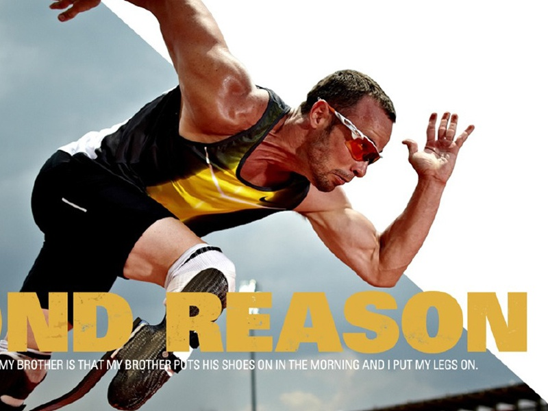 Oakley Beyond Reason oakley beyond reason sports olympics