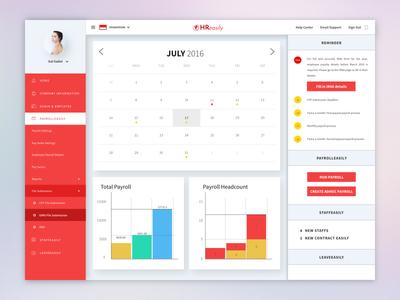 HReasily Core App Redesign v1.0