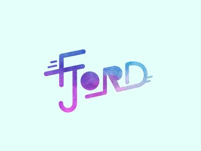 Fjord Alternative Music Logo