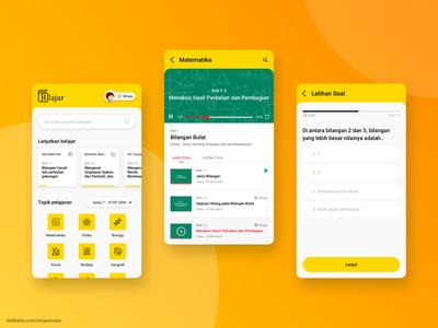 Blajar Learning App Platform