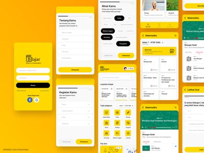 Blajar Learning App Platform Part 2