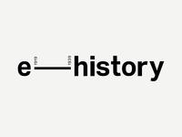 e-history - logo