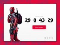 Countdown Timer - #DailyUI #014