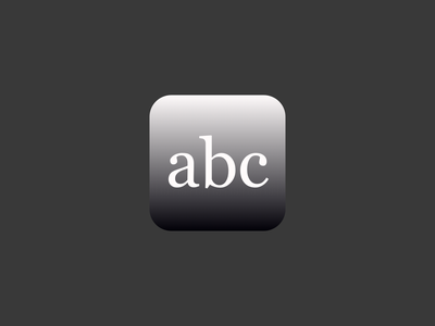 App Icon logo dailyuichallenge dailyui app icon design app icon logo app icon daily ui 005 daily ui