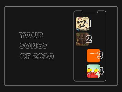 2020 Song Leaderboard leaderboards leaderboard dailyui019 dailyui19 daily ui 019 daily ui 19 daily ui19 daily ui challenge daily ui ui design dailyuichallenge dailyui