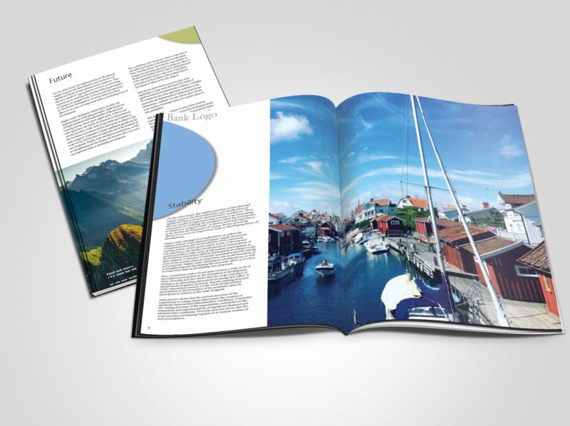 Magazine InDesign+Photoshop