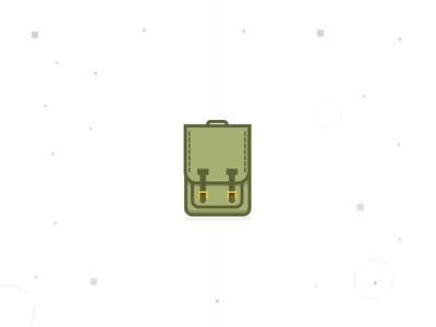 Nutanix school backpack icon logo