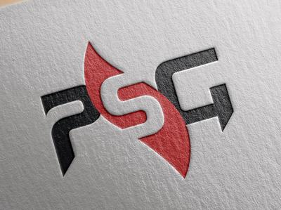 PSG Logo design logo