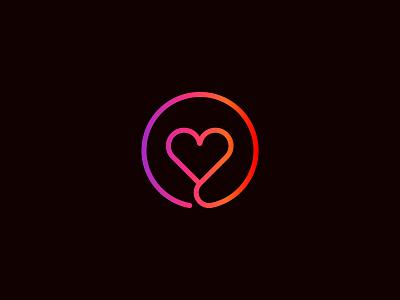 Heart icon minimalist branding logo logo design brand designer branddesigner brand design brand identity minimalist design minimalist logo design minimalist logo minimalist logobrand logomark logoinspiration logoconcept branding logodesigner logodesigns logotype logodesign logo