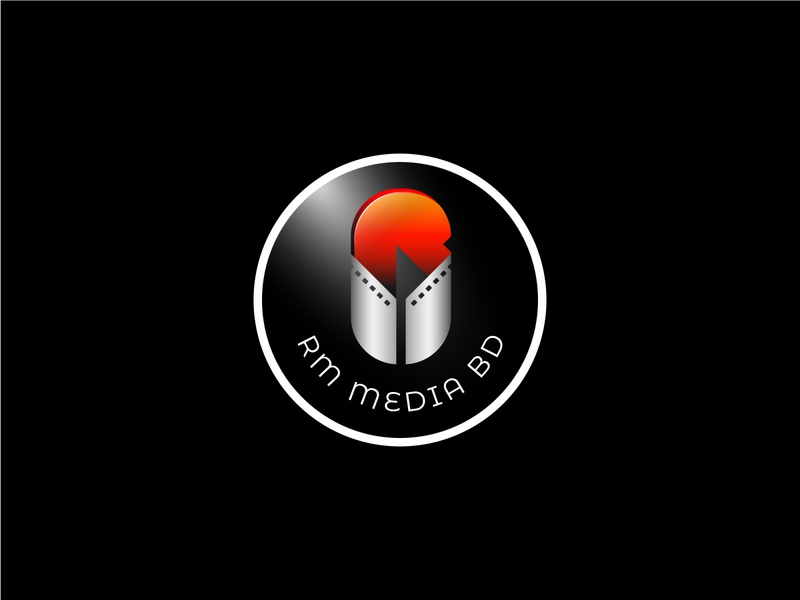 Rm media bd Youtube channel logo business logo logoicon business logo design round logo youtube logo logoconcept logodesigners logodesigner logomaker logodesigns logodesign logomark logomarks logosai logotipo logotypes logotype logos logo