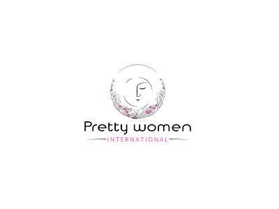 Pretty women feminine logo feminine design feminine logo feminine logoicon business logo design brandlogo brand design brand logodesinger logoinspiration logoconcept logodesign logotype logos logo