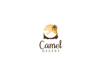 Camel Desert logo branding concept branding brand logo design brand logo brand design brand logoinspiration logoconcept logodesinger logodesigns logo design logotype logos logo