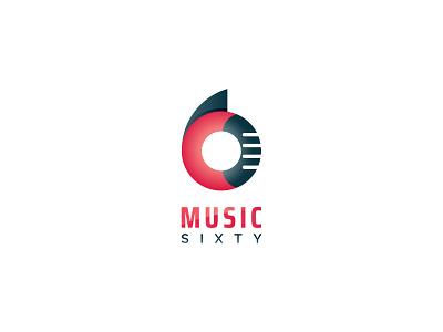 Music 60 logo modern logo brand identity brand and identity brand designer brand logo design brand logo branding design brand logoinspiration logoinspirations logodesigner logodesinger logoicon logodesign logoideas logomarks logo design logotype logos logo