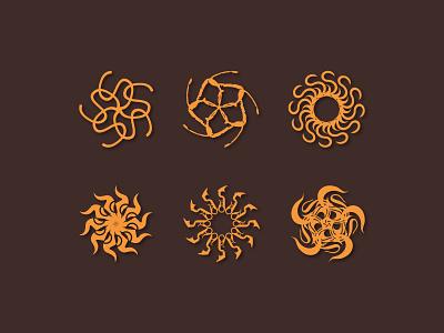 Sun Logo Icon minimalist minimal design creative logo logotype vector logoicon logomark brand mark logodesign logodesigns minimal logo design minimal logo minimal sun logo branding brand identity logo