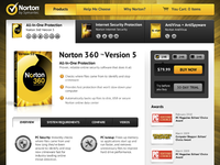 Norton Superstore Product Page