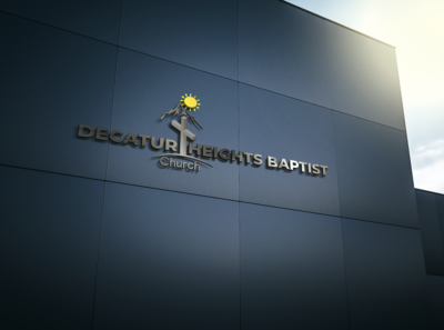 Decatur Heights Baptist Church Logo